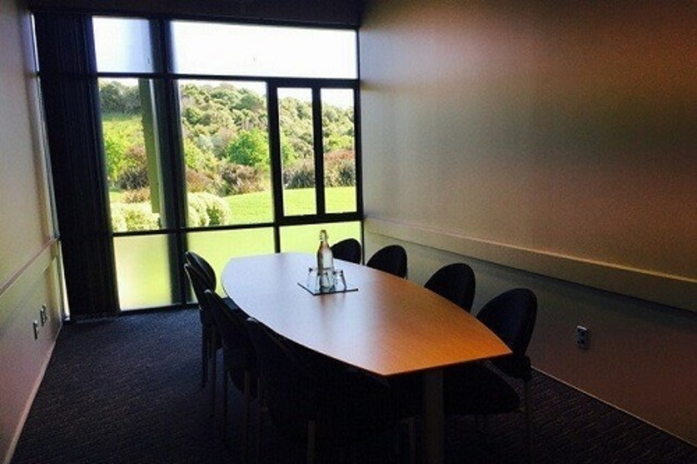 SRI meeting room